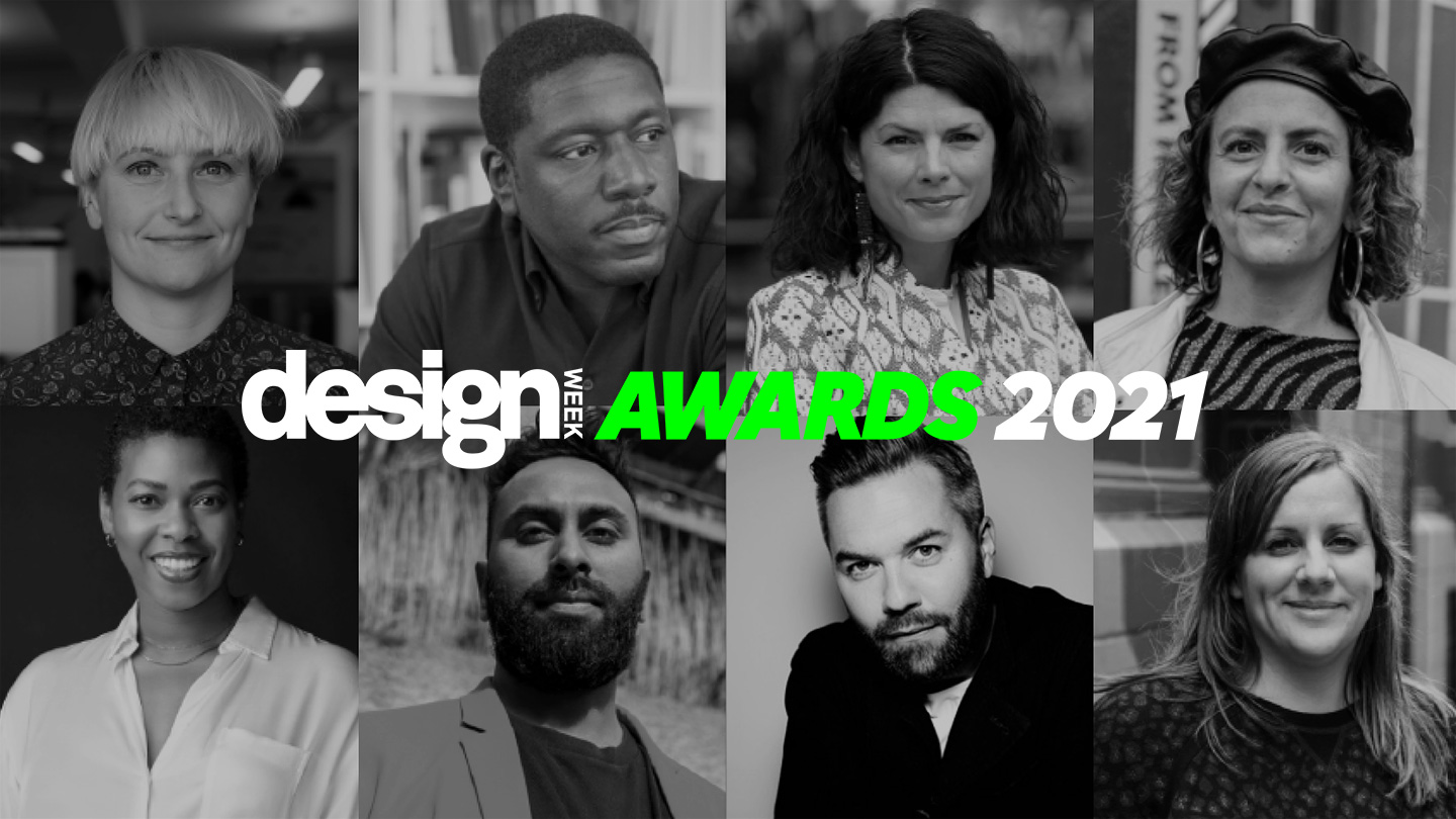 Johanna Drewe judges the Design Week Awards 2021