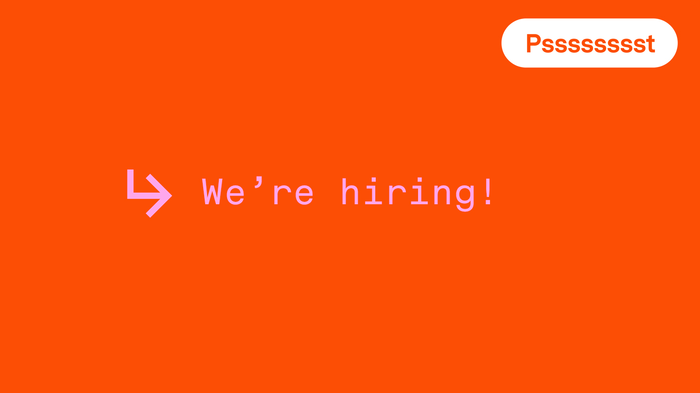 Are you our next Design Director?