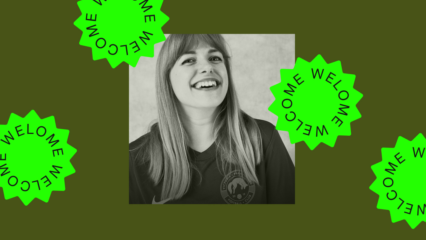 Meet Katie Gill, our new Project Manager